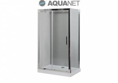 Aquanet Душевой уголок Delta NPE1131 140x80, прозрачное стекло