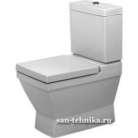 Duravit 2nd Floor 2106090000 с бачком