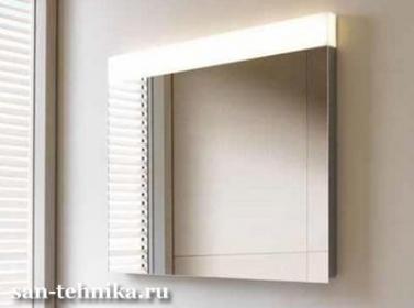 Duravit Durastyle DS726800000 зеркало с подсветкой