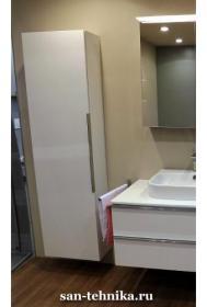Duravit Happy D2 H29253L2222 шкаф левый (белый глянец)