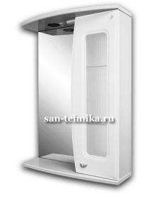 Норта-Аква Квадро 05 L/R зеркало белый
