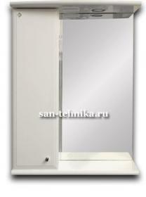 Норта-Аква Квадро 08 L/R зеркало белый