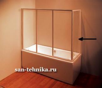 Ravak APSV стенка для ванн