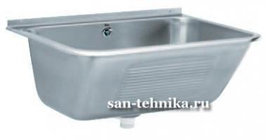 Teka BS503 Техническая раковина - настенная, с переливом