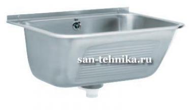 Teka BS506 Техническая раковина - настенная, с переливом